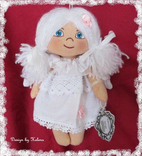 Andělská holčička