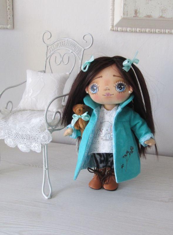 Betynka s kabátkem